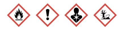 Kennzeichnung von Stoffen gemäß der Verordnung (EG) Nr. 1272/2008