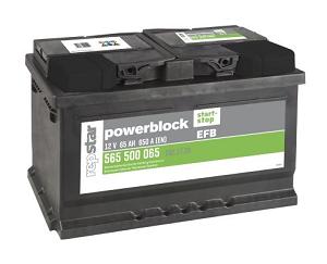 Starterbatterien / Autobatterien