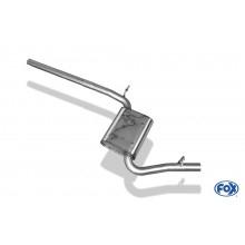 Seat Exeo 3R 1,6l - Limousine/ Kombi (ST) Vorschalldämpfer
