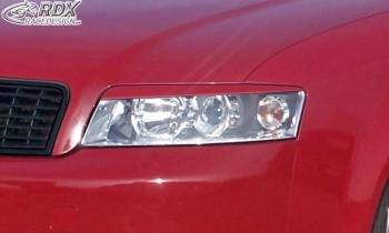 RDX Scheinwerferblenden Audi A4 B6 8E Böser Blick