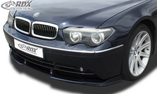 Frontspoiler VARIO-X BMW 7er E65 / E66 2005+ Frontlippe Front Ansatz Vorne Spoilerlippe