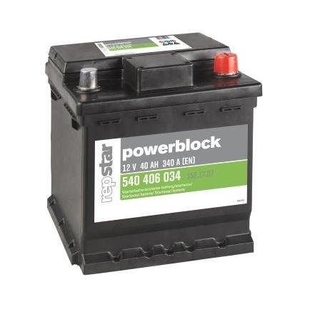 Powerblock PKW 12 Volt 40 Ah