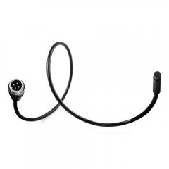 Adapterkabel für 6-Pin Mini Steckverbindung auf 4-Pin Schraubanschluss