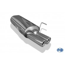 Peugeot 306 Endschalldämpfer