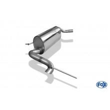 Seat Ibiza 6J - Cupra Facelift Endschalldämpfer