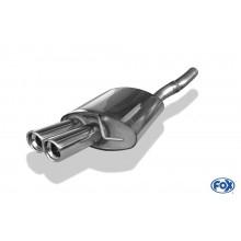VW Passat 3C/ 3C CC Endschalldämpfer Ø63,5mm