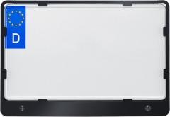 Kennzeichenhalter Eru schwarz 340 x 200