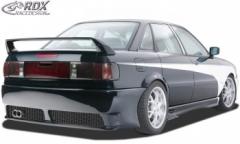 Heckstoßstange Audi 80 B3 B4 Coupe / Cabrio mit KZ-Mulde GT4 Heckschürze Heck