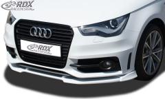 Frontspoiler VARIO-X AUDI A1 8X & A1 8XA Sportback S-Line (-01/2015) Frontlippe Front Ansatz Vorne Spoilerlippe