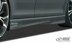 Seitenschweller Audi A1 8X & A1 8XA Sportback GT4