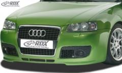 Motorhaubenverlängerung Audi A3 8L SingleFrame Böser Blick