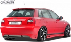 Heckansatz Audi A3 8L Heckschürze Heck