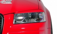 Scheinwerferblenden Audi A3 8P Böser Blick
