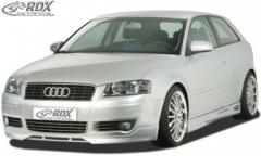 Frontspoiler Audi A3 8P (bis 2006) Frontlippe Front Ansatz Spoilerlippe