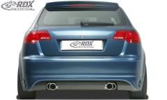 RDX Heckansatz Audi A3 8P Sportback Heckschürze Heck