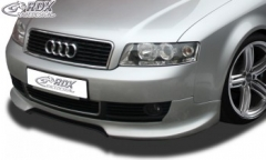 Frontspoiler Audi A4 B6 8E Frontlippe Front Ansatz Spoilerlippe
