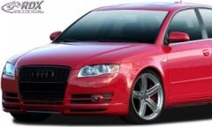 Frontspoiler Audi A4 B7 Frontlippe Front Ansatz Spoilerlippe