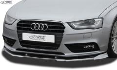 Frontspoiler VARIO-X AUDI A4 B8 Facelift 2011+ Frontlippe Front Ansatz Vorne Spoilerlippe