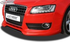 Frontspoiler AUDI A5 -2011 Coupe, Cabrio, Sportback Frontlippe Front Ansatz Vorne Spoilerlippe