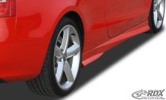 Seitenschweller Audi A5 Coupe + Cabrio Turbo