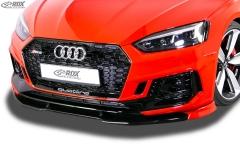Frontspoiler VARIO-X AUDI RS5 (F5) Frontlippe Front Ansatz Vorne Spoilerlippe