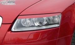 Scheinwerferblenden Audi A6 4F -09/2008 Böser Blick