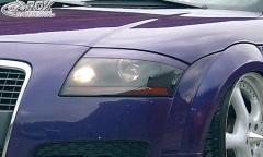 Scheinwerferblenden Audi TT 8N Böser Blick