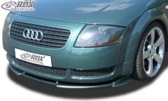 Frontspoiler VARIO-X AUDI TT 8N Frontlippe Front Ansatz Vorne Spoilerlippe