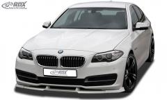 Frontspoiler VARIO-X BMW 5er F10 / F11 Facelift 2013+ Frontlippe Front Ansatz Vorne Spoilerlippe