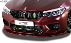 Frontspoiler VARIO-X BMW 5er M5 F90, G30 Frontlippe Front Ansatz Vorne Spoilerlippe