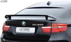 Heckspoiler BMW X6 E71 Heckflügel Spoiler