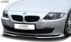 Frontspoiler VARIO-X BMW Z4 E85, E86 2006+ Frontlippe Front Ansatz Vorne Spoilerlippe