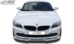 Frontspoiler VARIO-X BMW Z4 E89 2009+ Frontlippe Front Ansatz Vorne Spoilerlippe