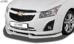 Frontspoiler VARIO-X CHEVROLET Cruze 2012-2015 Frontlippe Front Ansatz Vorne Spoilerlippe