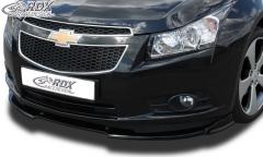 Frontspoiler VARIO-X CHEVROLET Cruze 2009-2012 Frontlippe Front Ansatz Vorne Spoilerlippe