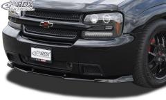 Frontspoiler VARIO-X CHEVROLET Trailblazer SS (2005-2008) Frontlippe Front Ansatz Vorne Spoilerlippe