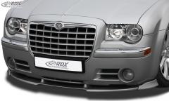 Frontspoiler VARIO-X CHRYSLER 300C Frontlippe Front Ansatz Vorne Spoilerlippe