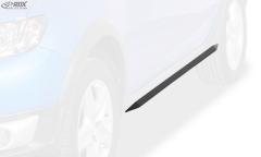 Seitenschweller DACIA Sandero 2 (incl. Stepway) Slim