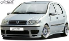 Frontspoiler Fiat Punto 2 Facelift Frontlippe Front Ansatz Spoilerlippe