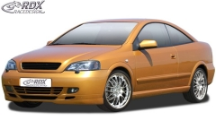 Frontspoiler Opel Astra G Coupe / Cabrio Frontlippe Front Ansatz Spoilerlippe