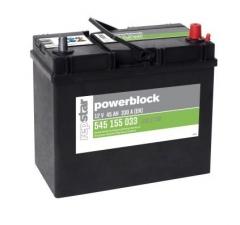 Starterbatterie Powerblock 12Volt 45AH