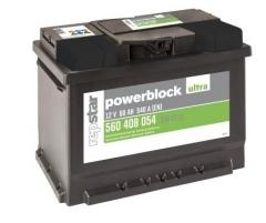 Starterbatterie Powerblock Ultra 12 Volt 60 AH