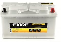 Starterbatterie Exide Technologies 80 AH 12V