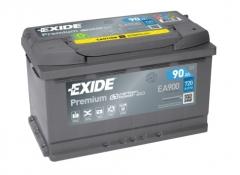 Starterbatterie Exide Technologies 90 AH 12V