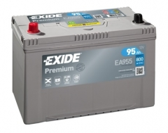Starterbatterie Exide Technologies 95 800 A AH 12V