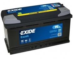 Starterbatterie Exide Technologies 95 AH 850 A 12V