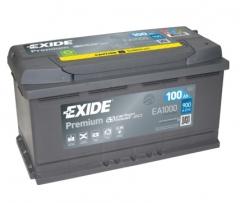 Starterbatterie Exide Technologies 100 AH 900A 12V