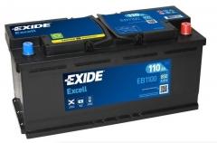 Starterbatterie Exide Technologies 110 AH 850 A 12V