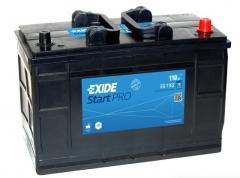 Starterbatterie Exide Technologies 110 AH 750 A 12V
