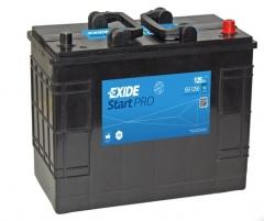 Starterbatterie Exide Technologies 125 AH 760 A 12V